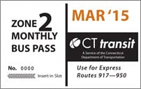 <b>Monthly Pass | 2 Zones Express</b>