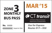 <b>Monthly Pass/Express Zone 3</b>