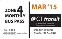 <b>Monthly Pass/Express Zone 4</b>