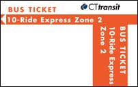 <b>10-Ride Ticket | 2 Zones Express</b>