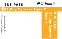 <b>31-Day Pass | 2 Zones Express</b>