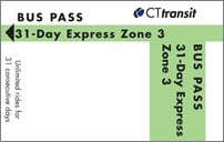<b>31-Day Pass/Express Zone 3</b>
