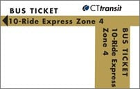 <b>10-Ride Ticket/Express Zone 4</b>