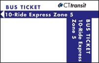 <b>10-Ride Ticket | 5 Zones Express</b>