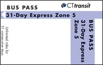 <b>31-Day Pass | 5 Zones Express</b>
